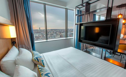 Hotel **** Courtyard by Marriott Katowice City Center / 7