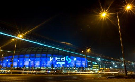 Hala sportowa/stadion Stadion Poznań  / 11