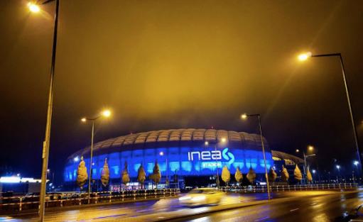 Wyjątkowe miejsce INEA Stadion - Lech Poznań Conference Center / 8