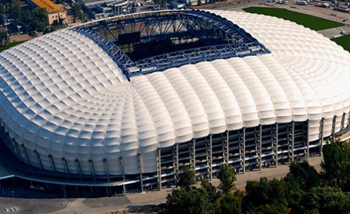 Wyjątkowe miejsce INEA Stadion - Lech Poznań Conference Center / 9