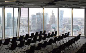WE EVENT Warsaw Spire Centrum szkoleniowo-konferencyjne / 1