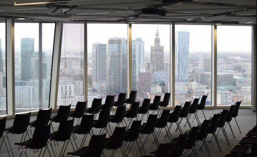 Centrum szkoleniowo-konferencyjne WE EVENT Warsaw Spire / 3
