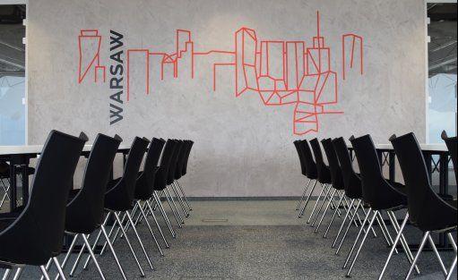 Centrum szkoleniowo-konferencyjne WE EVENT Warsaw Spire / 0