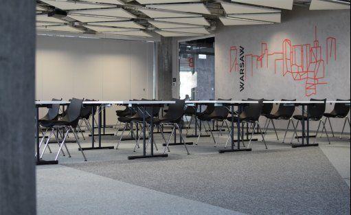 Centrum szkoleniowo-konferencyjne WE EVENT Warsaw Spire / 2