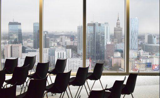 Centrum szkoleniowo-konferencyjne WE EVENT Warsaw Spire / 6