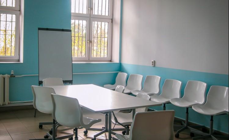 Centrum szkoleniowo-konferencyjne Centrum Przedsiębiorczości i Biznesu Dąbie / 1