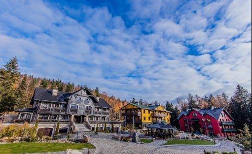 Hotel ***** Norweska Dolina / 0