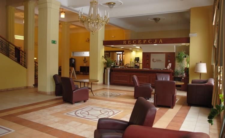 Hotel SPA Hotel Polonia Kudowa Zdrój / 1