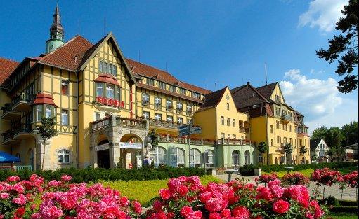 Hotel Polonia Kudowa Zdrój