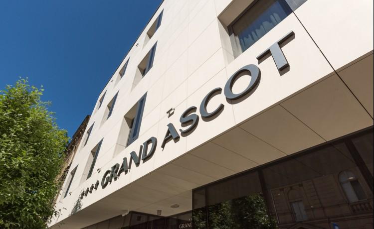 Hotel **** Hotel Grand Ascot / 0
