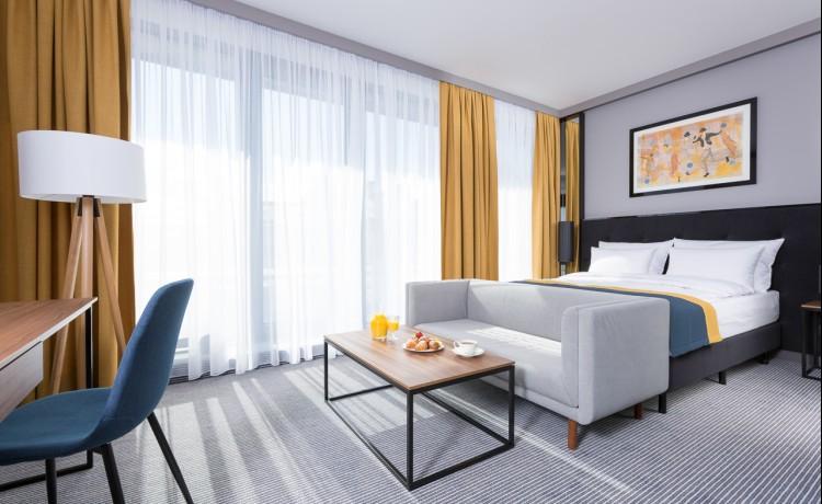 Hotel **** Hotel Grand Ascot / 10
