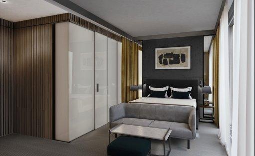 Hotel **** Hotel Grand Ascot / 1