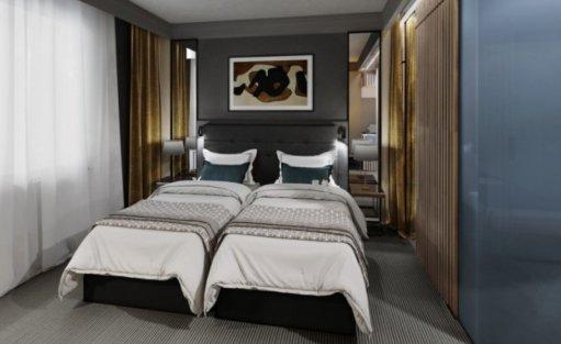 Hotel **** Hotel Grand Ascot / 3