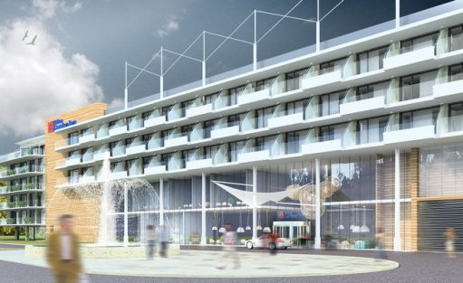 Obiekt w budowie Hilton Garden Inn Kołobrzeg / 0