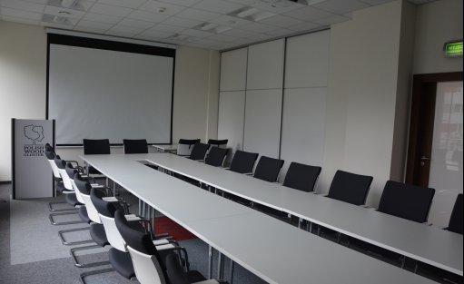 Sala konferencyjna Sala konferencyjna PWC / 10