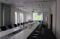 Sala konferencyjna PWC