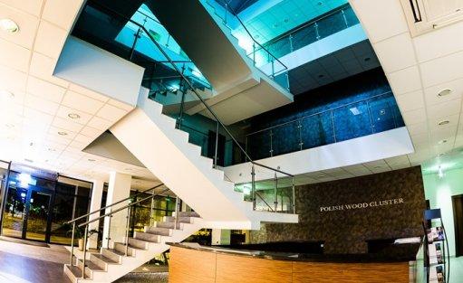 Sala konferencyjna Sala konferencyjna PWC / 1