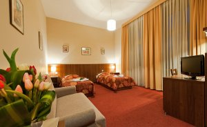 Hotel Alexander II Hotel *** / 2