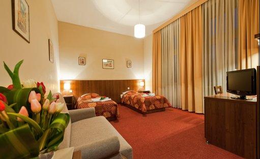Hotel *** Hotel Alexander II / 4