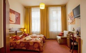 Hotel Alexander II Hotel *** / 4