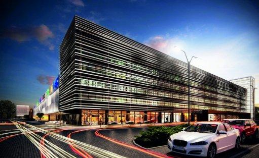 Centrum Targowo-Wystawiennicze Fabryka Samochodów Osobowych