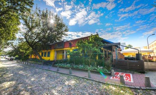Restauracja Restauracja Blue Cactus  / 1