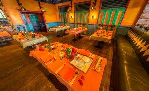 Restauracja Blue Cactus  Restauracja / 1