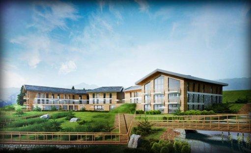 Obiekt w budowie Lake Hill Resort & Spa / 8