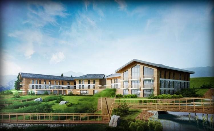 Obiekt szkoleniowo-wypoczynkowy Lake Hill Resort & SPA / 0