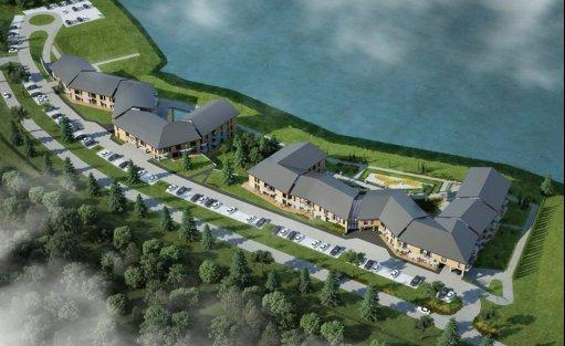 Obiekt w budowie Lake Hill Resort & Spa / 1