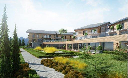 Obiekt w budowie Lake Hill Resort & Spa / 0