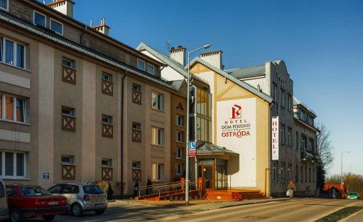 Hotel ** Hotel Dom Polonii  / 0