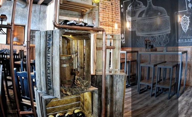Restauracja Restauracja Manufaktura  / 1