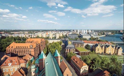 Obiekt w budowie Hotel The Bridge Wrocław / 4
