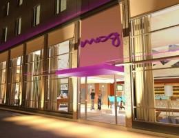 Hotel Moxy Katowice