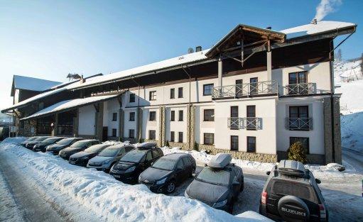 Hotel *** Hotel Jaworzyna Krynicka / 0