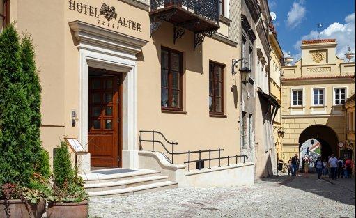 Hotel ***** Hotel Alter / 0