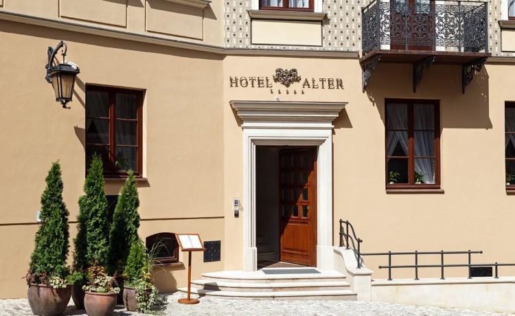 Hotel ***** Hotel Alter ***** Lublin / 1
