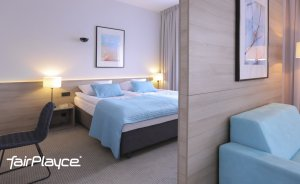 Hotel fairPlayce  Hotel *** / 1
