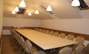 MALAGA  Konferencje - Bankiety - Noclegowe - Catering Sala konferencyjna / 13