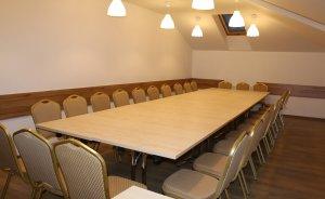 MALAGA  Konferencje - Bankiety - Noclegowe - Catering Sala konferencyjna / 14