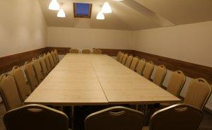 MALAGA  Konferencje - Bankiety - Noclegowe - Catering Sala konferencyjna / 15