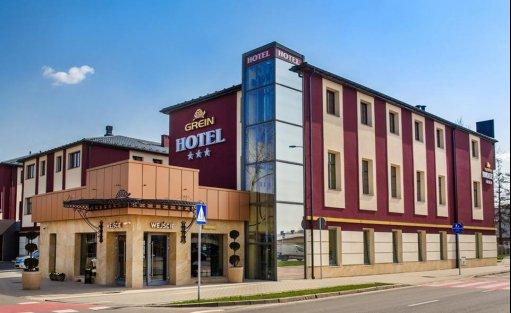 Hotel *** Grein Hotel / 0