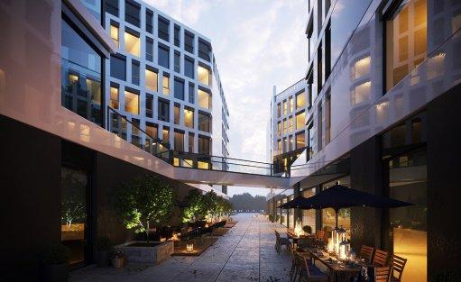 Obiekt w budowie Żoliborz Business Concept / 0