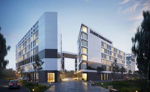 Obiekt w budowie Żoliborz Business Concept / 2