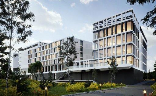 Obiekt w budowie Żoliborz Business Concept / 3
