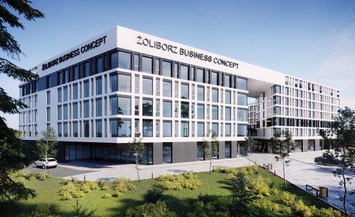 Obiekt w budowie Żoliborz Business Concept / 4
