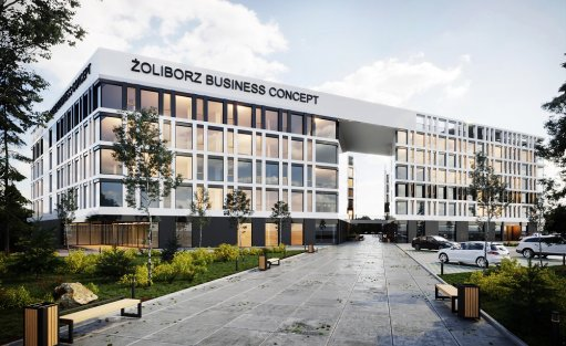 Żoliborz Business Concept