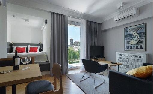 Obiekt szkoleniowo-wypoczynkowy Stradonia Serviced Apartments / 30