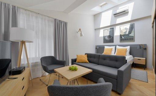 Obiekt szkoleniowo-wypoczynkowy Stradonia Serviced Apartments / 33